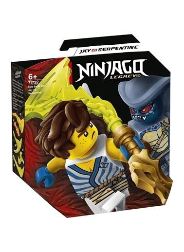 Lego 71732 Lego® Ninjago® Efsanevi Savaş Seti-Jay Ile Serpentine /69 Parça /+6 Yaş Renkli